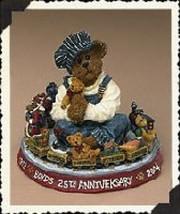 "Boyds Bearstone ""Choo-Choo McBear""  #227714-  1E- NIB- 1999- Retired - $29.99"