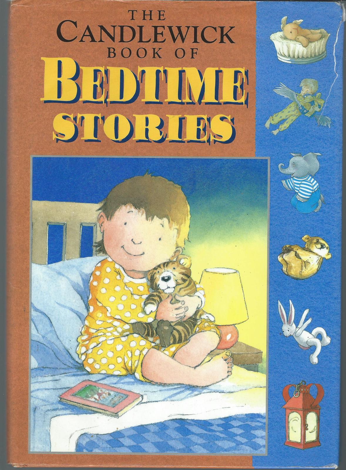 Little People Big Book About Bedtime+ Candlewick Bedtime Stories+Hush,Little One