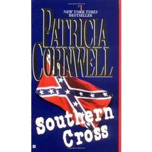 Southern Cross...Author: Patricia Cornwell (used paperback) - $7.00