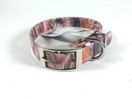 "Valhoma Pink Woodland Camo 3/4"" Plastic Dog Collar Various Sizes - $13.06+"