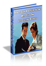 How To Earn From Life Coaching Business/resell/audio cd How To Earn A 6 ... - $3.99