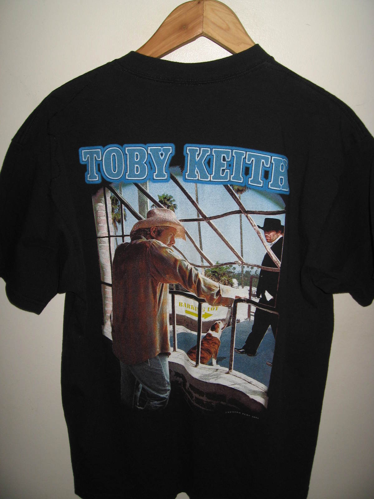 Toby Keith Tour T Shirts