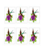Bird Flower 0529-Download-ClipArt-ArtClip-Digit... - $4.00
