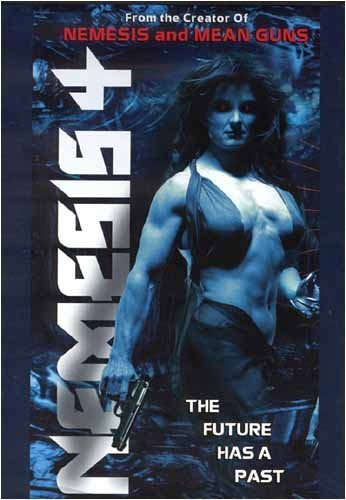 Nemesis 4: Cry of Angels DVD