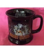 Disney Magic Kingdom Park Haunted Mansion Its Your Funeral Mug Cup Ride 10 Ounce - $23.00