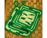 Potholder set of 2 in mixed greens full view sq img 3652 af 750x thumb155 crop
