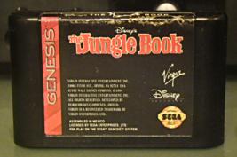 SEGA GENESIS - Disney's The Jungle Book (Game Only) - $6.25