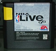 SEGA GENESIS - EA SPORTS - NBA Live 96 (Game Only) - $6.25