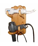 Caddy  Hair Dryer Flat Iron  Bathroom Organizer - $34.95