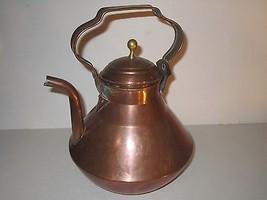 Gooseneck Large Copper Tea Kettle - $56.09