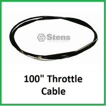 "Throttle Cable 100"" fits Go Cart Mini bike Chopper Kart 786201 19410601 ... - $9.45"