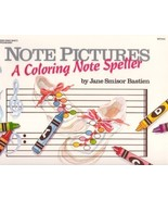 Bastien Basics Supplementary Note Pictures A Coloring Note S - $4.95