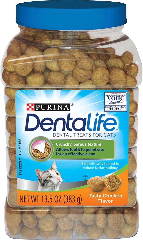 Purina DentaLife Adult Cat Treats - $11.70 - $26.99