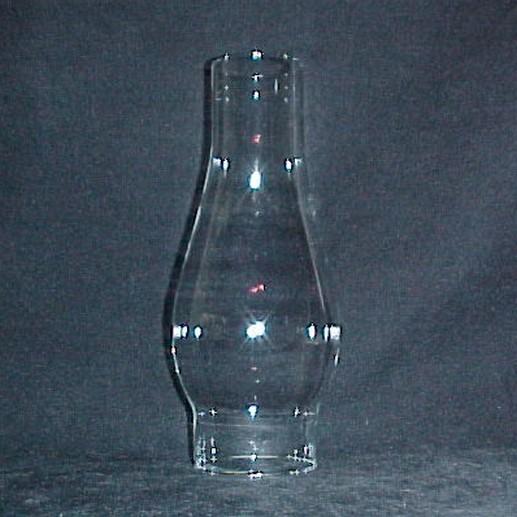 Clear Glass 2 5/8 X 8 1/2 Lamp Chimney Kerosene Oil