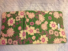 Miche Petite Mini Shell Sierra Green/Pink Flowers Canvas - $18.00