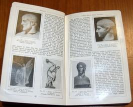Antique Book Apollo Salomon Reinach Italian Illustrated Art Book ~1920 Italy  image 5
