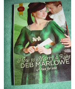 How to Marry A Rake Deb Marlowe A race for love - $2.50