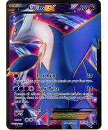 Latios EX 101/108 Full Art Holo Ultra Rare Roaring Skies Pokemon Card - $6.99