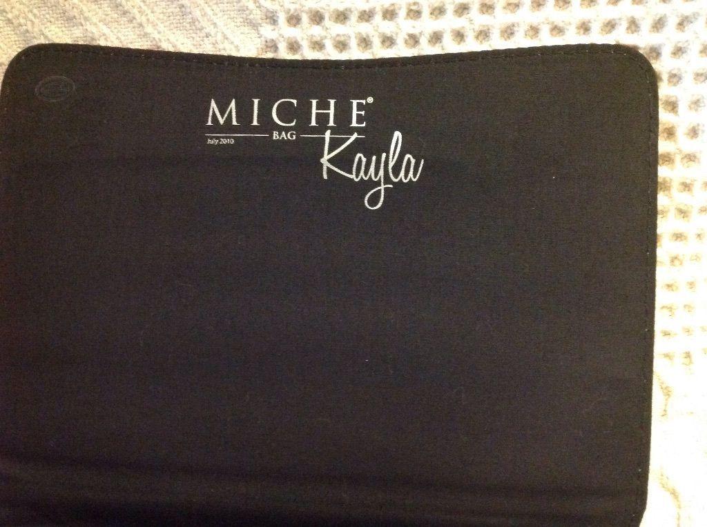 Miche Petite Mini Shell Kayla Multi Colored Stripes
