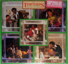 The Temptations     *Give Love At Christmas*    5279ML    LP - $8.00
