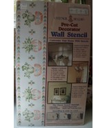 Stencil Decor Bloomin Southwest Pattern - $7.50