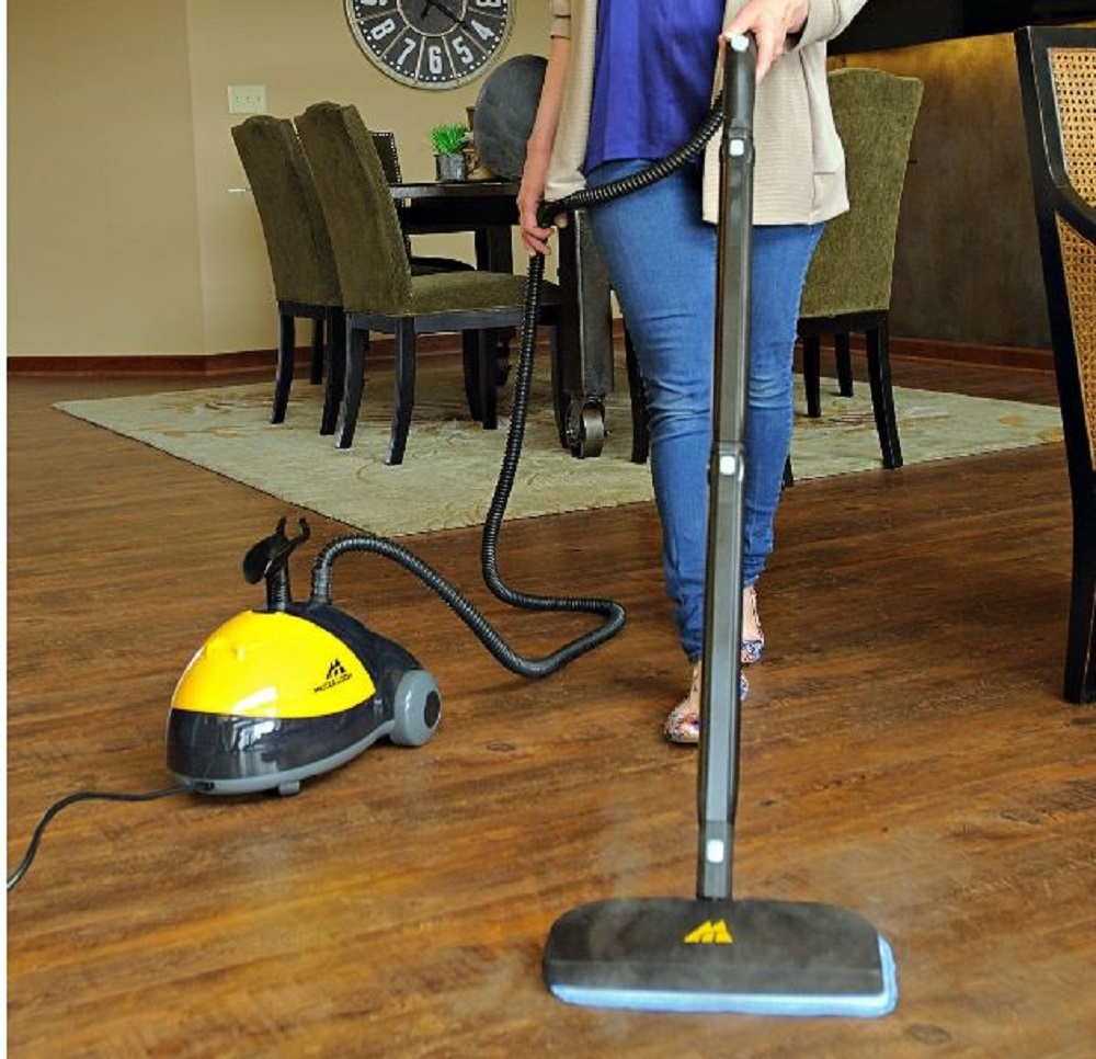 Steam cleaner heavy duty floor