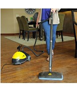 Steam Cleaner Garage Shop Auto Floor Mop Indoor Outdoor Heavy Duty Handy... - $198.49