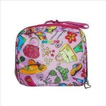Melissa Doug Beeposh Sasha Children Teen Pink Nylon Printed School Lunch... - €11,83 EUR