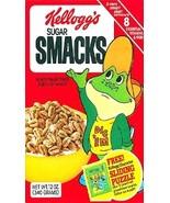 Sugar Smacks Cereal Magnet - $7.99