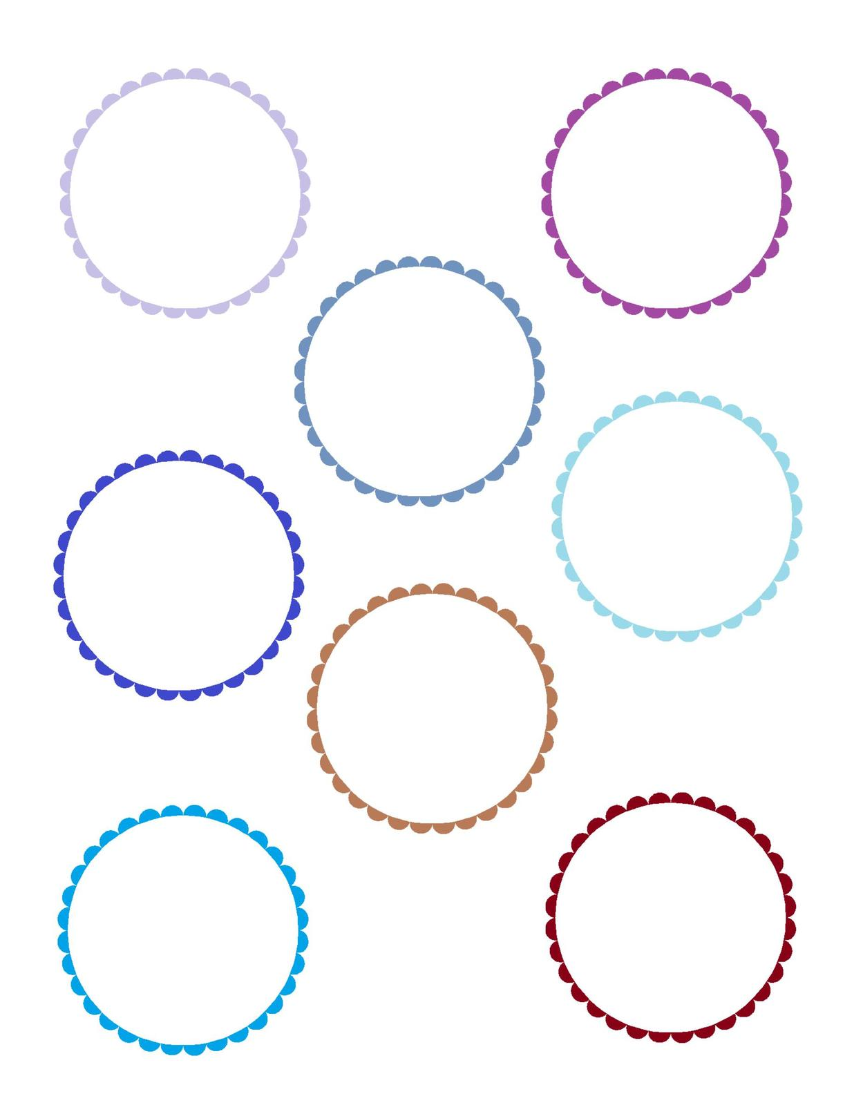 Scallop Circles 2-Download-ClipArt-ArtClip-Digital Tags-Digital