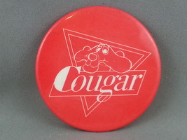 Retro Prince George Cougars Pin - From the WHL  - Great Collectible - $15.00
