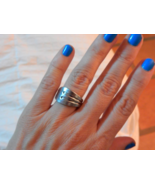 Hand Crafted Khmer Spoon Fork Ring Jewelry - Size S - $14.99