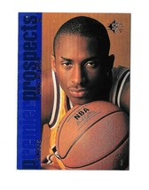 Kobe Bryant RC 1996-1997 UD SP Authentic Rookie Card#134 GEM?Lakers G RC - $14.84