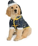 Rubie's Pet Costume, Small, Asian Dog - $13.95