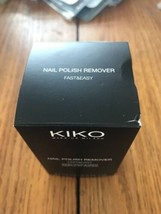 KIKO Make Up Milano Nail Polish Remover Fast & Easy 75ml /2.5 OZ Ships N... - $24.29