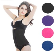 Misty Intima Neoprene Shape Wear Waist Cincher Slimming Trainer Belt Girdle 5703