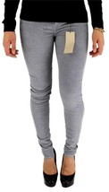 Levi's 535 Junior's Classic Corduroy Skinny Leggings Gray 119970131