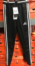 Adidas Youth CON 16 Pants Black/White Size Youth XS (7-8) - $44.55