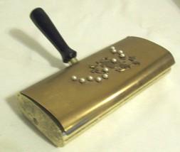 Vintage Jameco Metal Silent Butler Crumb Sweeper Mid Century - $14.95