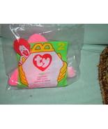 Ty Teenie Beanie Babies PinkyThe Flamingo  # 2 McDonald 1996 New - $69.00