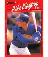 1990 Donruss #601 Mike Kingery NM-MT Mariners DP - $0.99