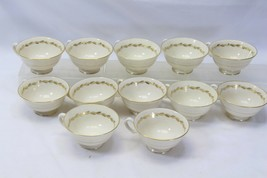 Lenox Golden Wreath Cups Lot of 12  0-313 - $68.59