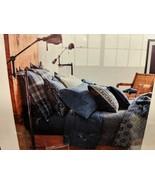 Ralph Lauren Artisan Loft Moore Blue Duvet Cover Full/Queen - $158.00