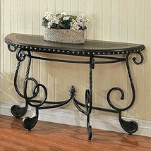 "Steve Silver Company Rosemont Sofa Table, 49"" x 19"" x 30"" - $247.39"