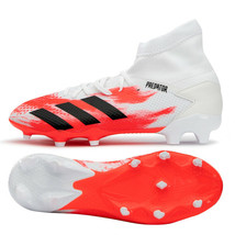 Adidas Predator 20.3 FG Football Boots Shoes Soccer Cleats White EG0910 - $96.99