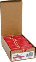"Hydrofarm Macore Co HGPMR1000 Plant Stake Labels, 4 x 5/8"", Red - $48.00"