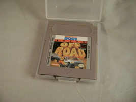 Vintage Nintendo GAME BOY Super Off Road game cartridge DMG-OR-USA - $5.00