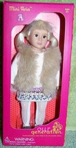"""Our Generation ARIA 7"""" Mini Doll with Brown Eyes New - $20.88"""