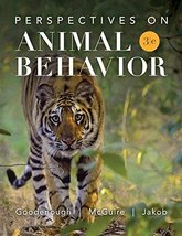 Perspectives on Animal Behavior [Hardcover] Goodenough, Judith; McGuire,... - $39.00