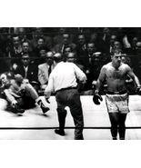 Rocky Marciano Joe Louis SFOL Vintage 8X10 BW Boxing Memorabilia Photo - $6.99